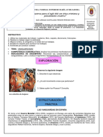 Guia Vanguardismo 10a 2-2018