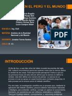 La Ciencia en El Perú y El Mundo - Grupo 3