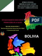 6. Dra. María Bolivia