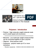 Polymer Lecture