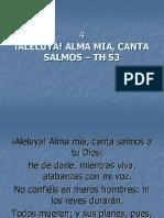 4 Aleluya Alma Mia Canta Salmos TH 53 himnos