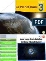 Geografi x Unit 3 Dinamika Planet Bumi