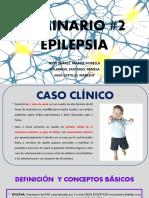 Seminario #2 - Epilepsia
