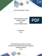 Formato Informe Grupal