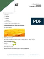 Arquivologia Ordenação de Documentos - Parte 2 - Aula 01