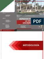 Espacio Publico en La Ciudad Universitaria Pedro Ruiz Gallo