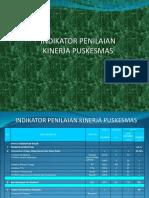 36400789-Indikator-Penilaian-Kinerja-Puskesmas.ppt