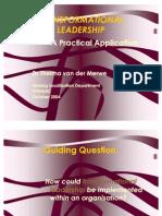 Transformational Leadership Rneg