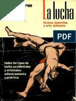Yribarren De Acha J M - La Lucha - Tecnica Deportiva Y Arte Defensivo(opt).pdf