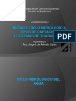 304757013 Unidad 2 Ciclo Hidrologico y Fuentes de Abastecimiento