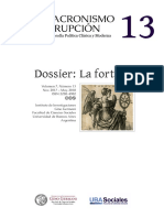 Anacronismo e Irrupción. Vol. 7 No. 13. Noviembre 2017.