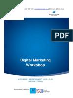Digital Marketing Workshop - Agenda.pdf