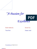 Mbwa Passion for Excellence 123