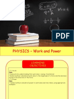 Work and Power ppt
