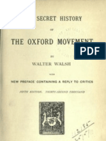 The Secret History of the Oxford Movement - Walter Walsh