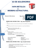 Curso Solidworks Chapa Metalica2