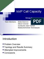 ECE6610 VoIP Final Presentation