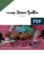 Huay Mónica Guillén - Portafolio Vestuario
