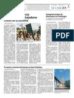 Diario Granma. 17 de septiembre de 2018. p.2