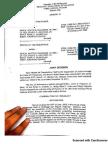 Notes on Judge Alexander Tamayo