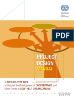 Project Design Manual a Step-By-Step Tool
