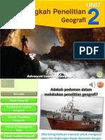 Geografi x Unit 2 Penelitian Geografi