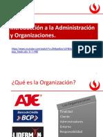 01 Introducción a la Administración y Organizaciones Semana 1.pptx