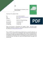 Surface and Coatings Technology Volume 349 Issue 2018 [Doi 10.1016%2Fj.surfcoat.2018.06.079] Wu, Chun-Hsien; Palao, Jonathan E. -- Cold Spray Surface Patterning of Aluminum on Aluminum, Silicon, Glass