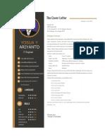 yosua CV + Certificate