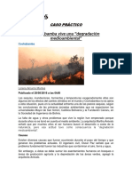 ley de gestión medioambiental
