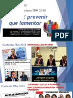 Elecciones Regionales y Municipales 2018 Herramientas-set18