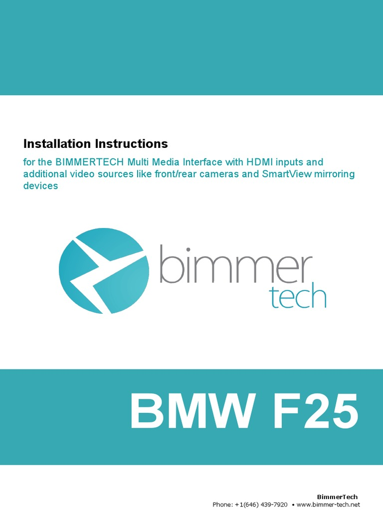 f25 Bm12hd All in One | Apple Tv | Electrical Connector
