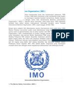 International Maritime Organization.docx