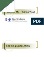 Access Method on Vsat