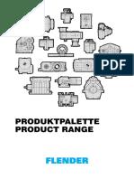 Product Range w100en