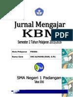 Cover Jurnal Mengajar