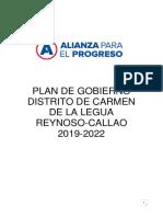 Alianza Para El Progreso (APP)