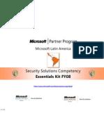 Security Essentials Kit v.2.10 Fy08