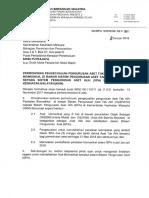 Surat Biomedikal Januari 2018