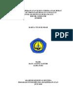 ASUHAN KEPERAWATAN KLIEN CEDERA OTAK BERAT KTI 1-5.docx