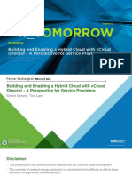 VMware Building and Enabling a Hybrid Cloud with vCloud Director - A Perspective for Service Providers - PDF EN.pptx