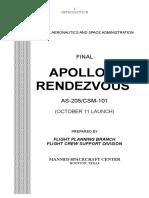 Apollo 7 RDVZ