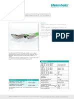 Profinet Connector Data Sheet