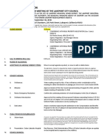 091818 Lakeport City Council agenda packet