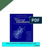 Textbook of regional anesthesia.pdf