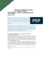 Saúde e Profilaxia Social - Os Cartazes da LPS do Porto