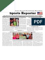 September 12 - 18, 2018  Sports Reporter