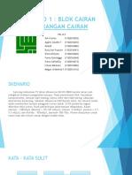 SKENARIO 1 Blok Cairan
