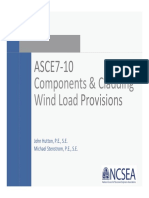 ASCE 7‐10 Components & Cladding - Wind Load Provisions.pdf