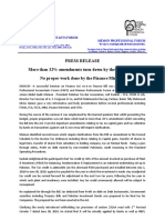 Press Release-PAFO and MPF